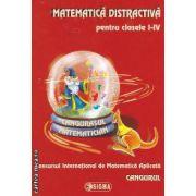 Matematica distractiva pentru clasele I-IV CANGURUL 2010/2011