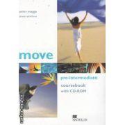 Move Pre-Intermediate coursebook with CD-ROM