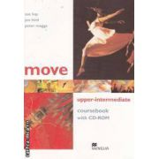 Move Upper-Intermediate coursebook with CD-ROM