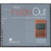 New Inside Out Advanced Class CDs