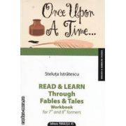 READ&LEARN Through Fables & Tales Workbook for 7th and 8th formers