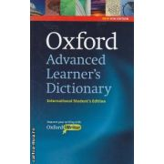 Oxford Advanced Learner's Dictionary with CD International Student's Edition