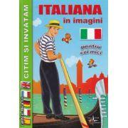 Italiana in imagini pentru cei mici