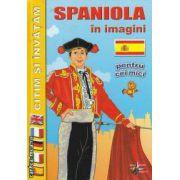 Spaniola in imagini pentru cei mici