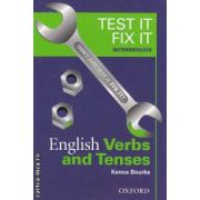 TEST IT FIX IT INTERMEDIATE English Verbs and Tenses
