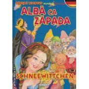 Povesti bilingve romana-germana  Alba ca Zapada