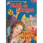 Povesti bilingve romana-engleza Alba ca Zapada
