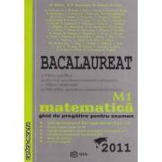 Bacalaureat M1 matematica ghid de pregatire pentru examen 2011