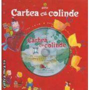 Cartea cu colinde cu CD