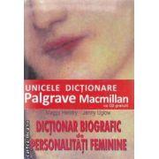 Dictionar biografic de personalitati feminine cu CD gratuit