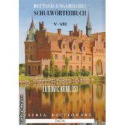 Dictionar German-Maghiar V-VIII