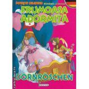 Povesti bilingve romana-germana Frumoasa Adormita