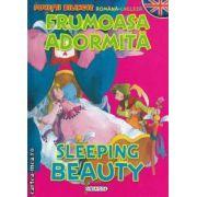 Povesti bilingve romana-engleza Frumoasa Adormita