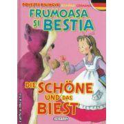 Povesti bilingve romana-germana  Frumoasa si Bestia