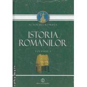 ISTORIA ROMANILOR volumul I