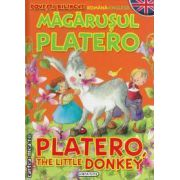 Magarusul Platero- Platero the little donkey povesti bilingve romana -engleza