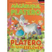Magarusul Platero-Platero das kleine eselchen povesti bilingve romana- germana
