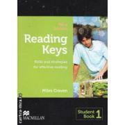 Reading Keys Student Book 1 new edition