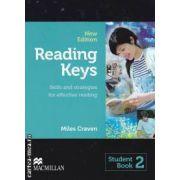 Reading Keys Student Book 2 new edition
