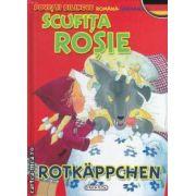 Povesti bilingve romana-germana Scufita Rosie
