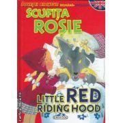 Povesti bilingve romana-engleza  Scufita Rosie