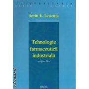 Tehnologie farmaceutica industriala editia a II-a