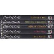 Set Colectie- 'Cu cartile pe masa', 'Petrecerea de Halloween', 'Trenul de Paddington',' Oglinda sparta','Hotel Bertram'.