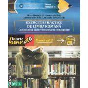 Limba romana Foarte bine semestrul 2 clasa  a VIII-a  2011