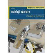 Instalatii sanitare-montaj si reparatii