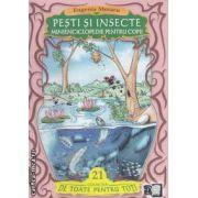 Pesti si insecte   Minienciclopedie pentru copii nr 21