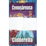 Set 6 carticele bilingve- Cenusareasa-Cinderella, Arca lui Noe- Noah's Ark, Hainele cele noi ale imparatului-Emperar's new suit,Cina cea de taina- The last supper, Minunile lui Iisus- Miracles of Jesus, Cei trei iezi Gruff-Three Billy Goats Gruff