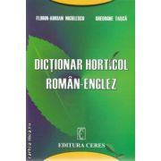 Dictionar horticol roman englez