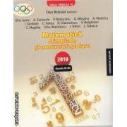 Matematica olimpiade si concursuri scolare 2010 clasele IX XII