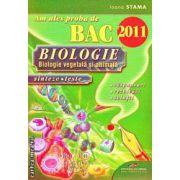 Am ales proba de Bac Biologie vegetala si animala 2011