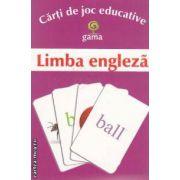Limba engleza Carti de joc educative
