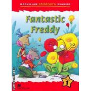 Macmillan children s readers Fantastic Freddy level 1