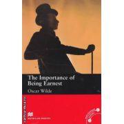 The importance of being earnest - level 6 upper intermediate ( editura: Macmillan, autor: Oscar Wilde, ISBN 978-0-2304-0844-9 )