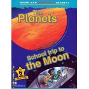 Macmillan children s readers The planets School trip to the Moon level 6 fact and fiction