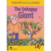 Macmillan children s readers The unhappy Giant level 3