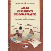 Atlas cu elemente de limbaj plastic Indrumator pentru educatoare
