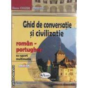 Ghid de conversatie si civilizatie roman portughez cu suport multimedia