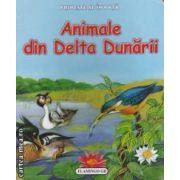 Priveste si invata Animale din Delta Dunarii
