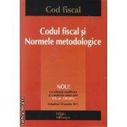 Codul fiscal si Normele metodologice