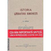 Istoria literaturii romanesti in 3 volume