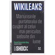Marturisirile purtatorului de cavant a celui mai periculos website din lume