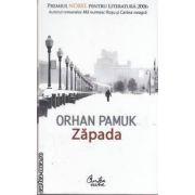 Zapada(editura Curtea Veche, autor:Orhan Pamuk isbn:978-973-669-589-6)
