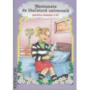 Nestemate de literatura universala pentru clasele I-IV