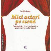 Mici actori pe scena
