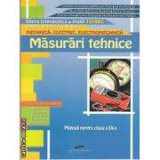 Masurari tehnice manual pentru clasa a IX-a(editura CD Press, autori: Gabriela Lichiardopol, Manuela Buse, Iuliana Mustata isbn: 978-606-528-113-4)