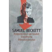 Asteptandu-l pe Godot(editura Curtea Veche, autor: Samuel Beckett isbn: 978-606-588-035-1)